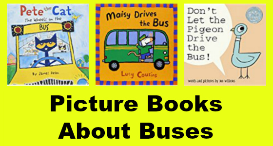 Picture Books About Buses