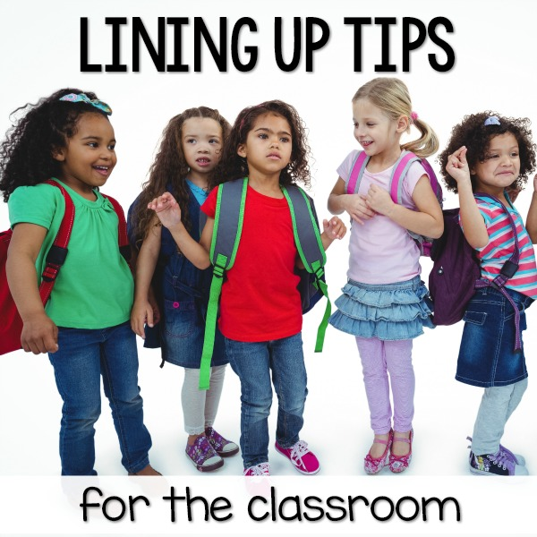 Classroom Line Up Ideas ~ How to get kids line up pre k pages