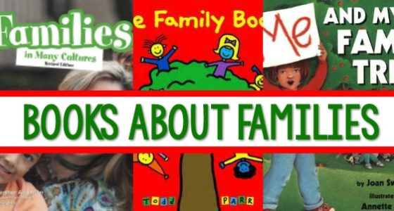 Family Books for Preschoolers