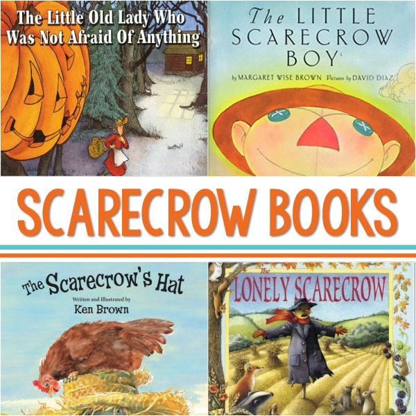 Books About Scarecrows for Preschoolers