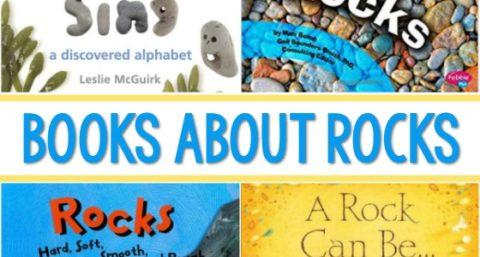 Rock Books for Preschool Kids