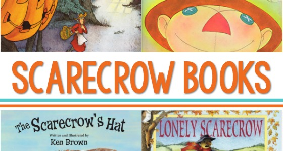 Books About Scarecrows