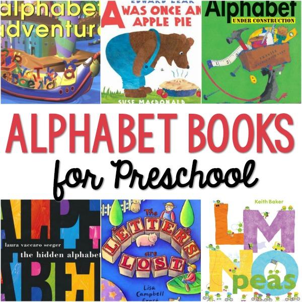 ABC Books for Preschool