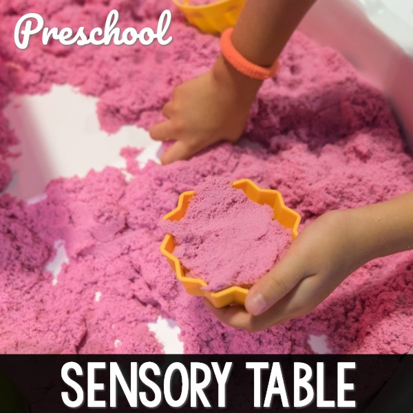 Where do you buy sensory tables