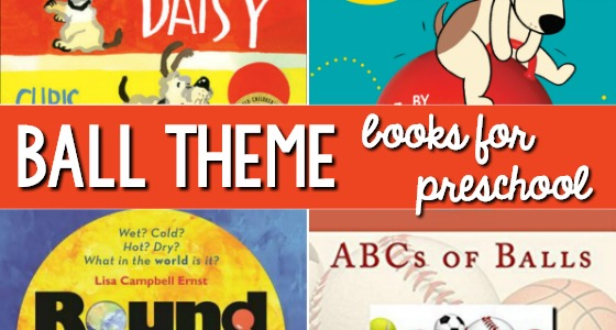Ball Study Books for TSG Preschool