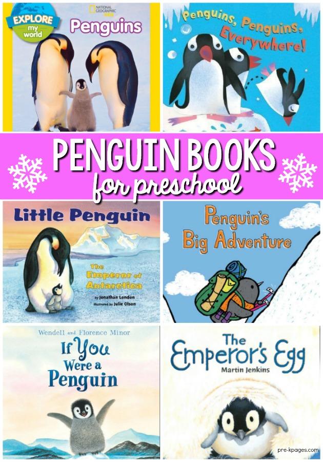 Penguin Books for Preschool