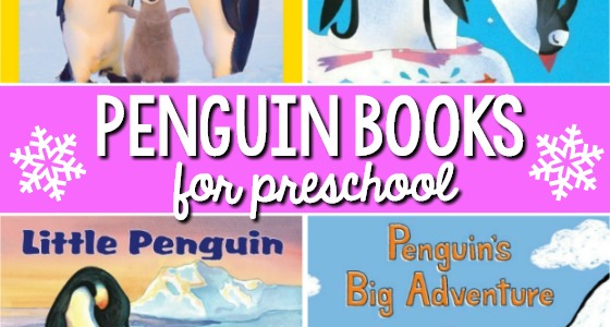 Books About Penguins for Preschool
