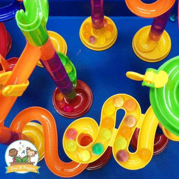 How to Use Water Beads in a Marble Run