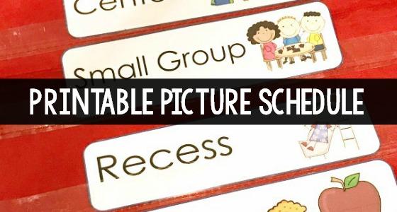 Preschool Transition Tips for Teachers
