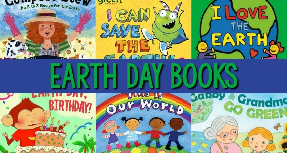 Books for Earth Day for Preschoolers