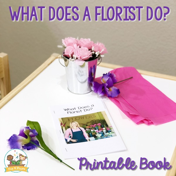 Vintage Flower Shop Names: Dramatic Play Flower Shop Theme For Preschool