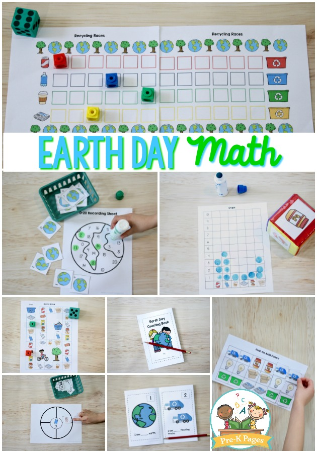 Earth Day Math Activities