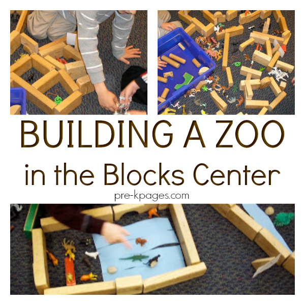 block center zoo for pre-k