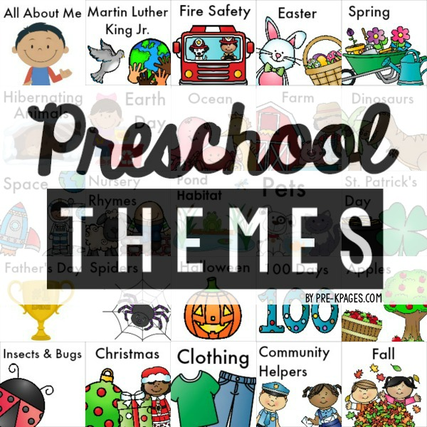 Themes Prek Pages. Themes Preschool. Worksheet. New Year Worksheets For Pre K At Mspartners.co