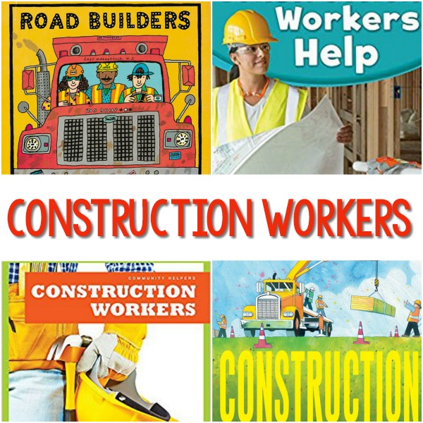 Books About Construction Workers