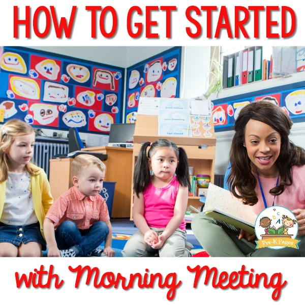How to Do Morning Meeting in Preschool