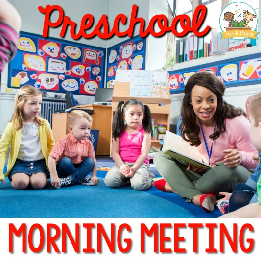 Preschool Morning Meeting Ideas
