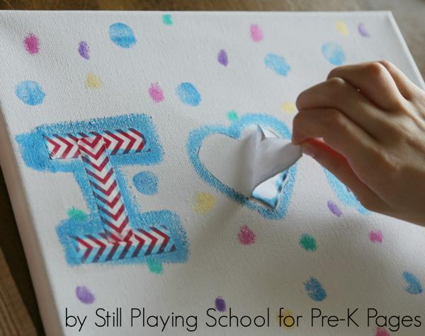 parent teacher gifts preschool