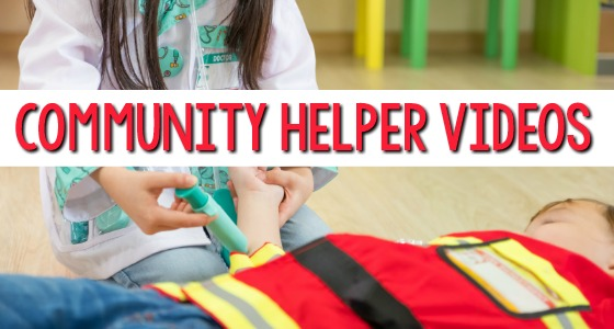 Community Helper Videos for Kids