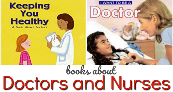 doctors and nurses books