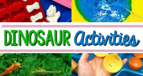 Dinosaur Theme Ideas for Preschool