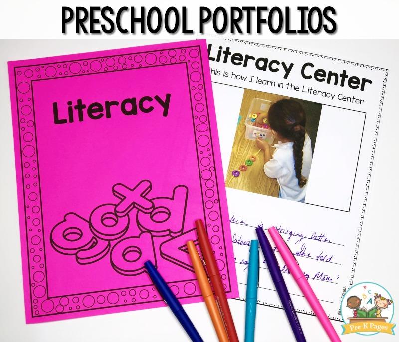 Portfolio Documentation in Preschool