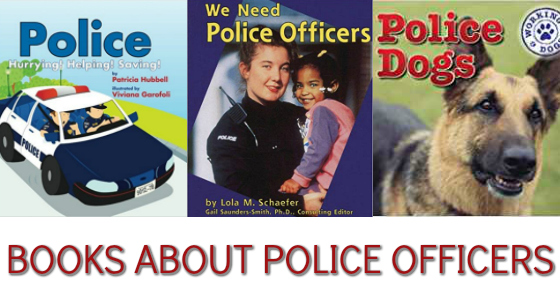 police officers books