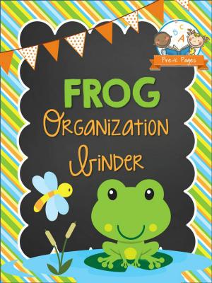 frog-organization-binder