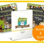 Goldilocks and the Three Bears Bundle