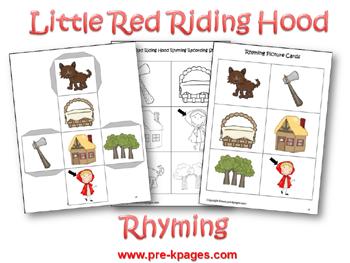 little red riding hood pdf scholastic