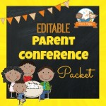 parent-conference-packet