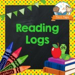 Printable Reading Logs for Preschool and Kindergarten