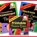 Preschool Assessment Bundle