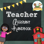 Printable Teacher Assistant Handbook
