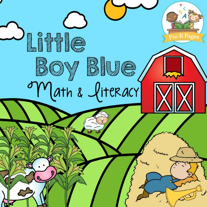 Little Boy Blue - Pre-K Pages