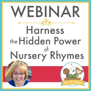 Nursery Rhyme Webinar Ticket