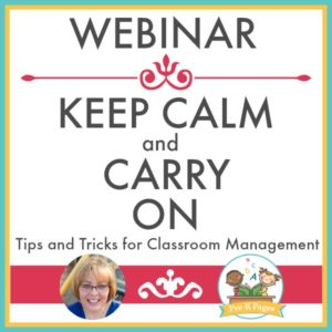 WEBINAR TICKET: Keep Calm and Carry On!