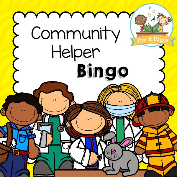 community helper Children can select a community helper to know what he or she does community helpers - educational app for.