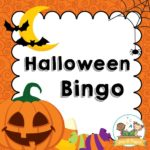 A Fun Printable Halloween Game for Preschool and Kindergarten Kids