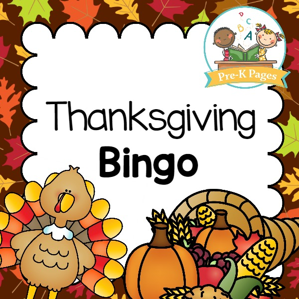 Thanksgiving Theme | Pre-K | Preschool | Kindergarten