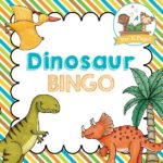 Printable Dinosaur Bingo Game