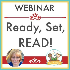 Webinar Ticket: Ready, Set, Read!