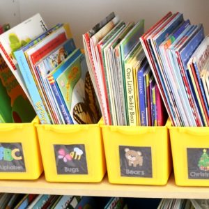 Book Tub Labels