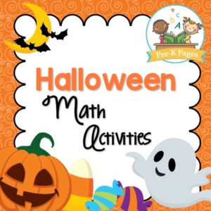 Halloween Math Activities