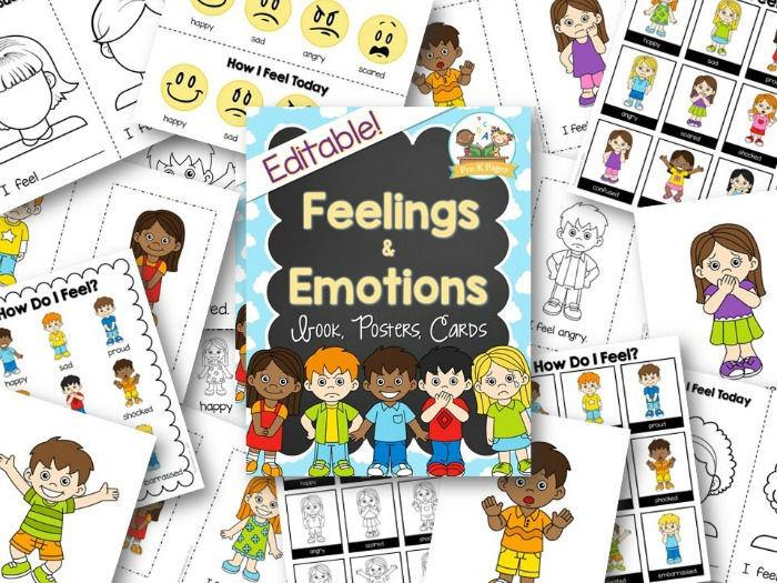 How to Teach Feelings and Emotions to Preschoolers