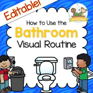 Bathroom Visual Routine