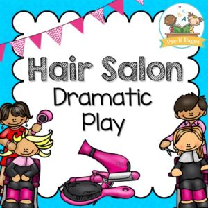 Dramatic Play Hair Salon