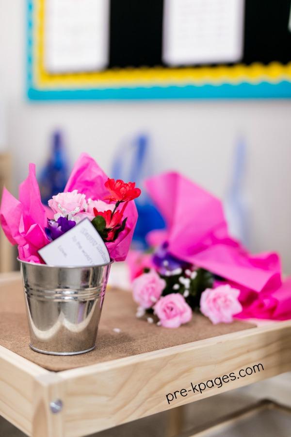 Pretend Play Flower Shop Florist for Preschool