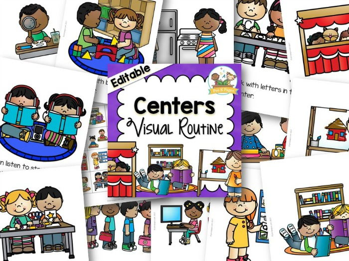 How to Introduce Centers in Preschool