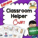 Easy Classroom Helper System for Preschool and Kindergarten